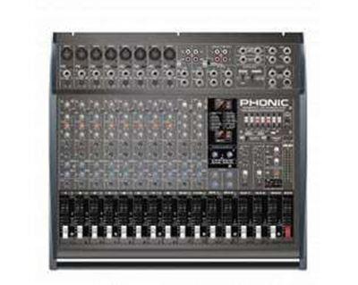 Imagen de Mezclador Amplificado POWERPOD K12