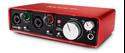 Imagen de Interfaz audio USB2 con 2 E/S SCARLETT 212